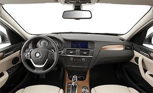 Спутниковое радио автомобиля BMW Х3