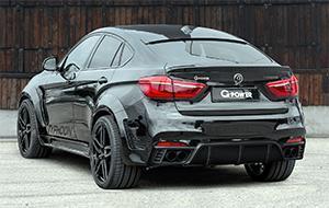 Спортивный кроссовер BMW X6M (II generation)