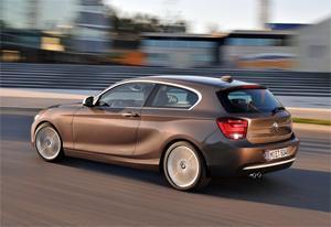 Хэтчбек BMW 1 SERIES (полноприводная версия)