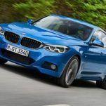 Обновлённый BMW 3-series Gran Turismo 2017 года