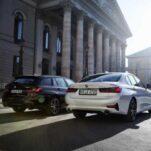 В линейке BMW 3 серии появились «заряженные» гибриды на солярке