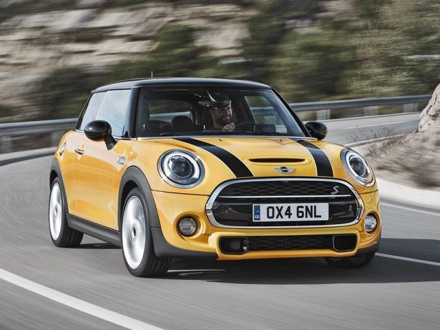 Что нужно знать о новом Mini Cooper S