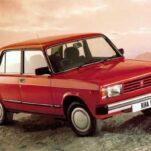 Экспортная Lada Riva стала такой же редкой, как Pagani Zonda