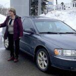 Посмотрите на Volvo, который проехал миллион километров
