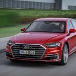 В России отзывают новые Audi из-за утечки масла