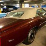 На продажу выставили коллекцию винтажных Cadillac