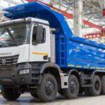 КамАЗ рассказал о преимуществах нового 87-тонного самосвала перед БелАЗом