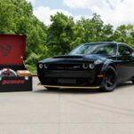 Подержанный Dodge Challenger SRT Demon продают по цене двух новых
