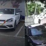 Новый Volkswagen Polo разбили через несколько секунд после покупки