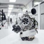 Новые Mercedes-AMG оснастят электротурбинами от болидов Формулы-1