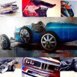 Что рисует дизайнер Lamborghini в свободное время