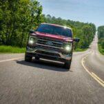 Запрет на ввоз праворульных машин, новый Ford F-150 и остановка продаж Kia Seltos: главное за неделю