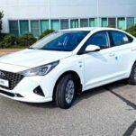 Hyundai отметит юбилей Solaris в России особой версией