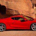 Chevrolet Corvette получит электрический полный привод