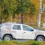 Новый Renault Duster для России тестируют с дизельным мотором